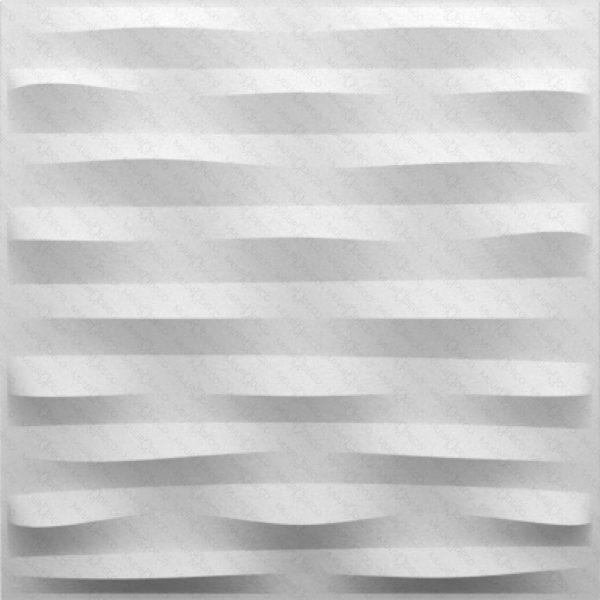 panel decorativo ondas