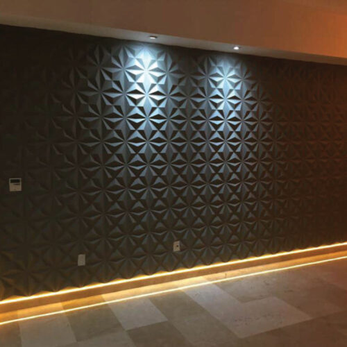 paneles decorativos Triángulos 1