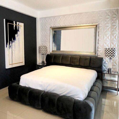 paneles 3d para habitación